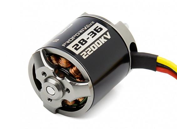 Picture of Střídavý motor Turnigy PROPDRIVE v2 2836 2200KV 696W