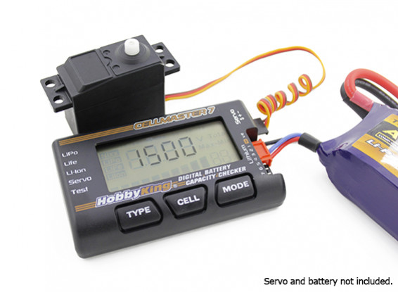 Picture of G.T.Power 8S Battery Capacity Meter