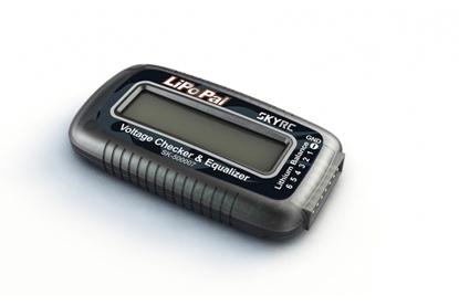 Bild von SKYRC LiPoPal 2-6S Battery Checker and Balancer
