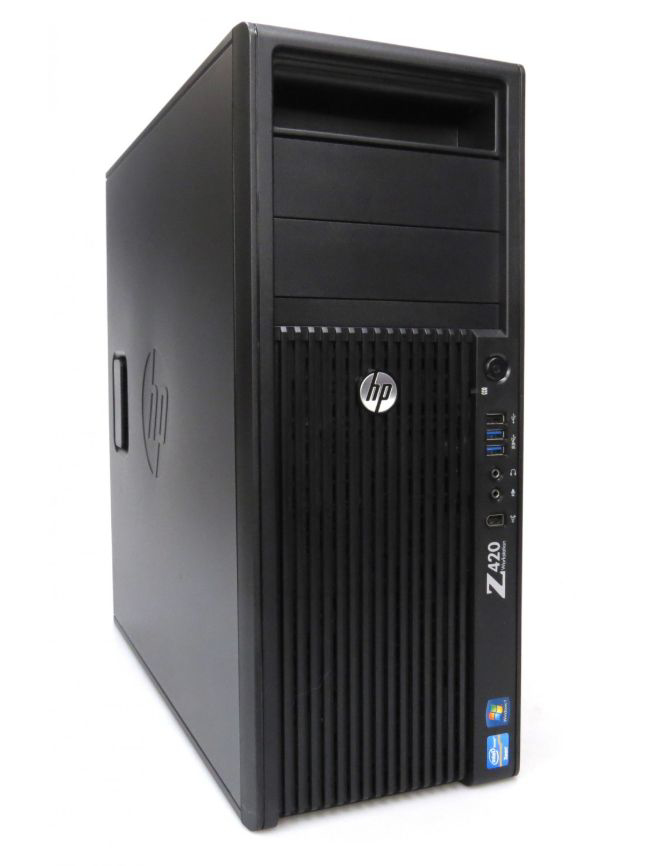 Obrázek HP Z420 V2 WorkStation Windows 10 Pro