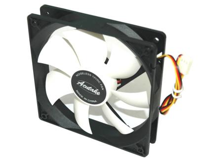 Bild von ACUTAKE ACU-FAN120 PRO White Wing Fan Professional