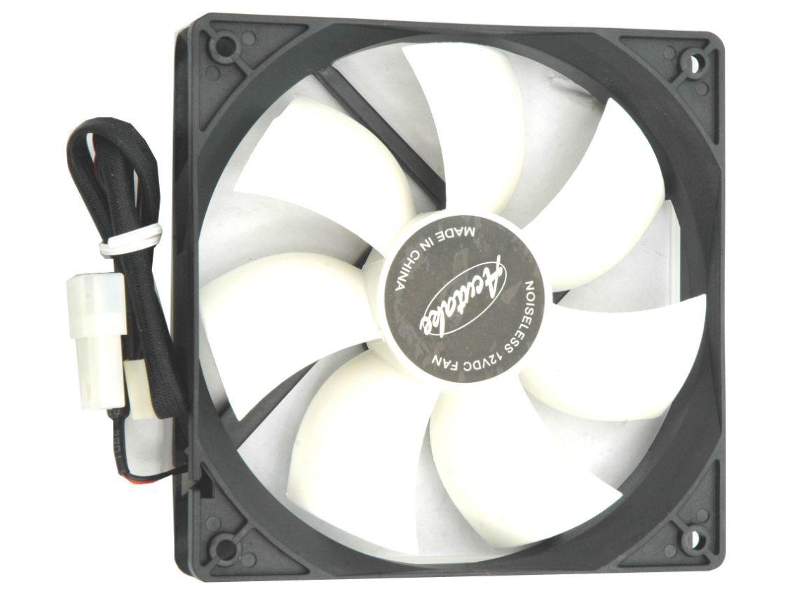 Picture of ACUTAKE ACU-FAN120 PRO White Wing Fan Professional