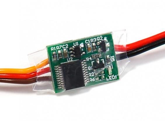 Picture of Spínač pro dálkové spínání různých obvodu přes RC kanál