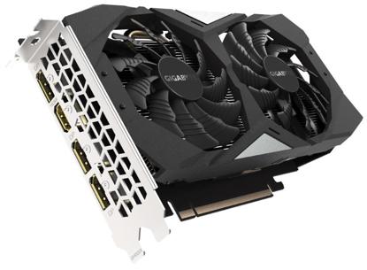 Bild von Herní grafika GIGABYTE GeForce GTX 1660 OC 6G