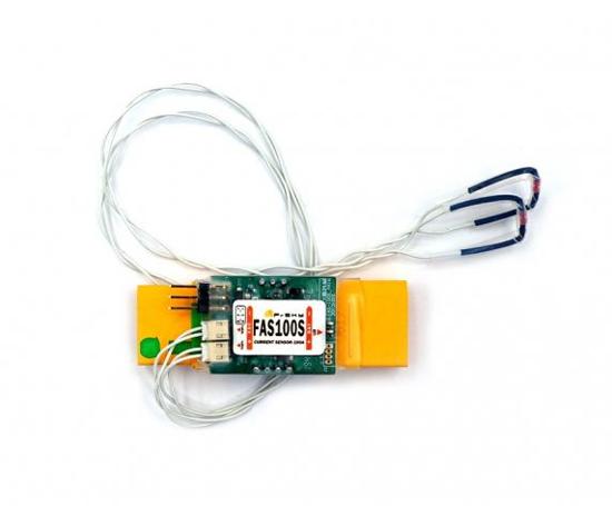 Picture of FrSky FAS100S - ampérmetr - teplota - napětí