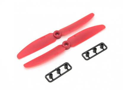 Picture of Gemfan Propeller 5030 RED (CW/CCW) (2pcs)