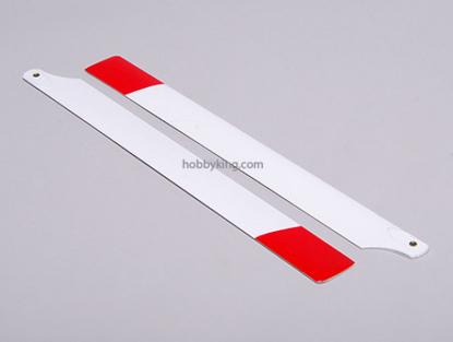 Bild von 325mm Fibreglass Main Blade (1pair)