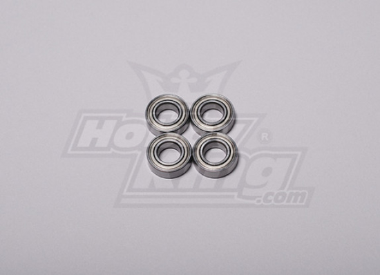 Picture of HK-500GT Ball Bearing 16 x 8 x 5mm (Align part # H50067)