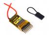 Obrázek OrangeRx R610V2 Lite DSM2 6CH 2.4GHz CPPM V2