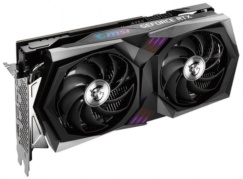 Bild von Herní grafika MSI GeForce RTX 3060 Ti GAMING X