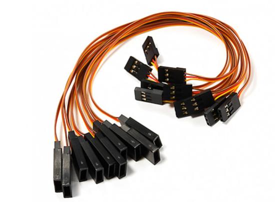Obrázek Prodlužovací servo kabel 22 AWG 900mm