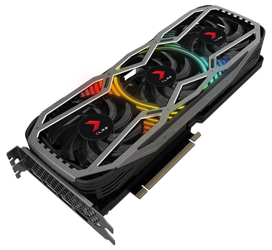 Bild von Herní grafika PNY GeForce RTX 3070 8GB XLR8 Gaming REVEL EPIC-X