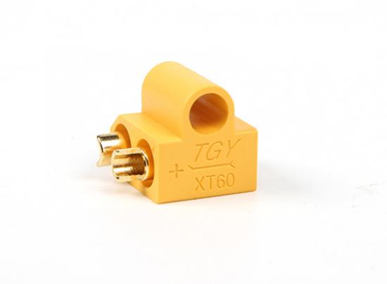 Bild von Konektor XT60 pro montáž na trup modelu (PH)