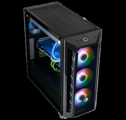 Obrázek Herní PC MasterBox MB520 ARGB CPU Core i5-10400F 16GB SSD 500GB / w RTX 2060 6GB*